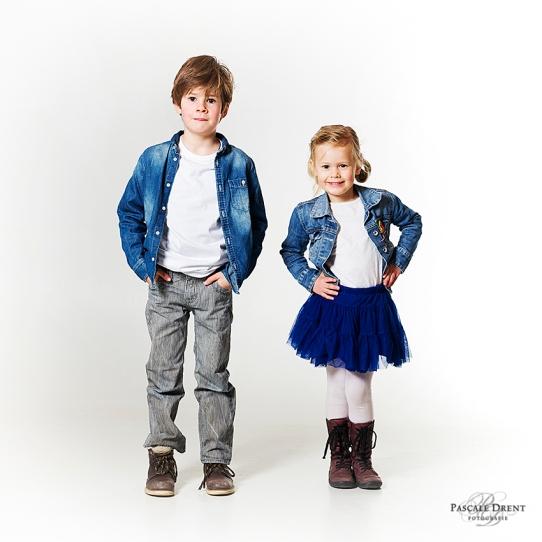 broer zus kinderfotografie Zutphen