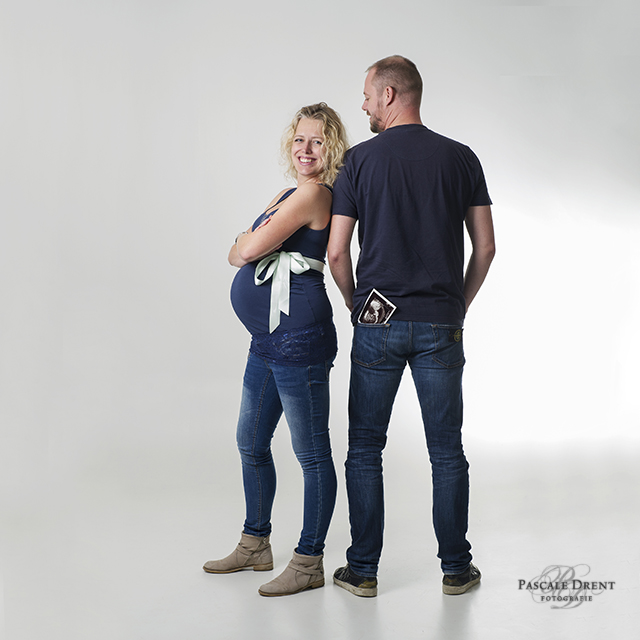 Zwangerschapsfotografie studiofotografie Pascale Drent fotografie Zutphen