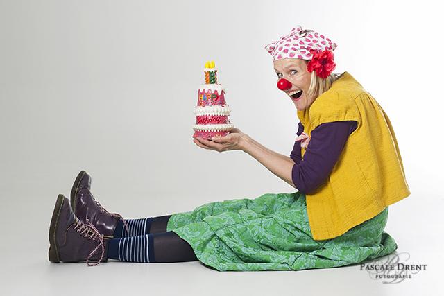 Clown Spruit Visite Pascale Drent Fotografie Zutphen