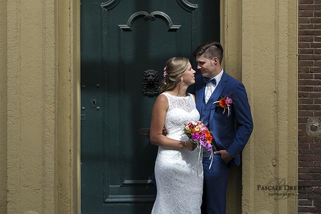 trouwen bruiloft zutphen Pascale Drent fotografie
